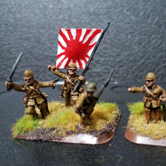 Japanese in Pineland
